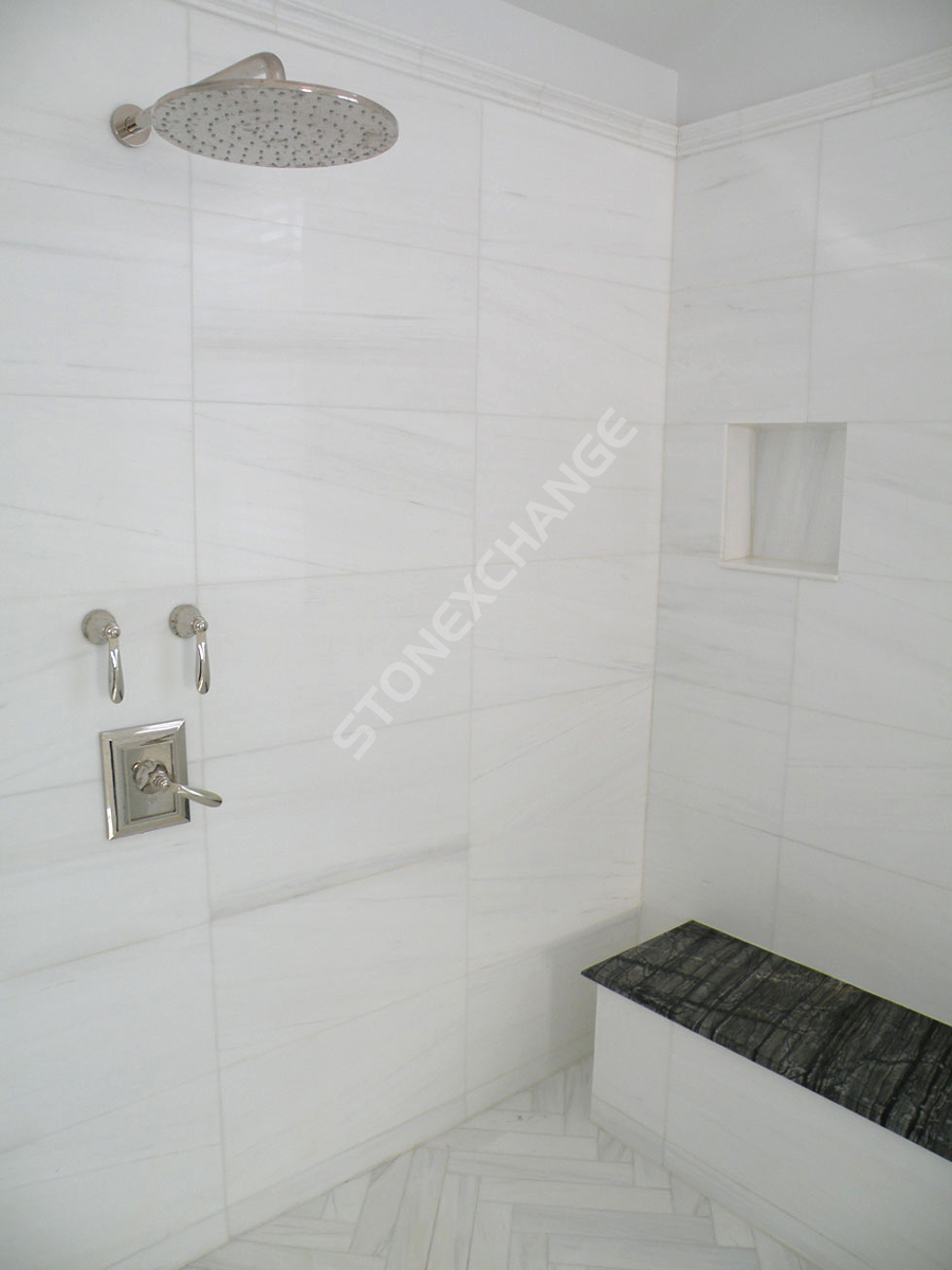 Marble Tile For Bathroom Floor