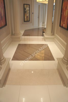 Full Body-Marmo-Glass-Pure-White-Tile-Floor5