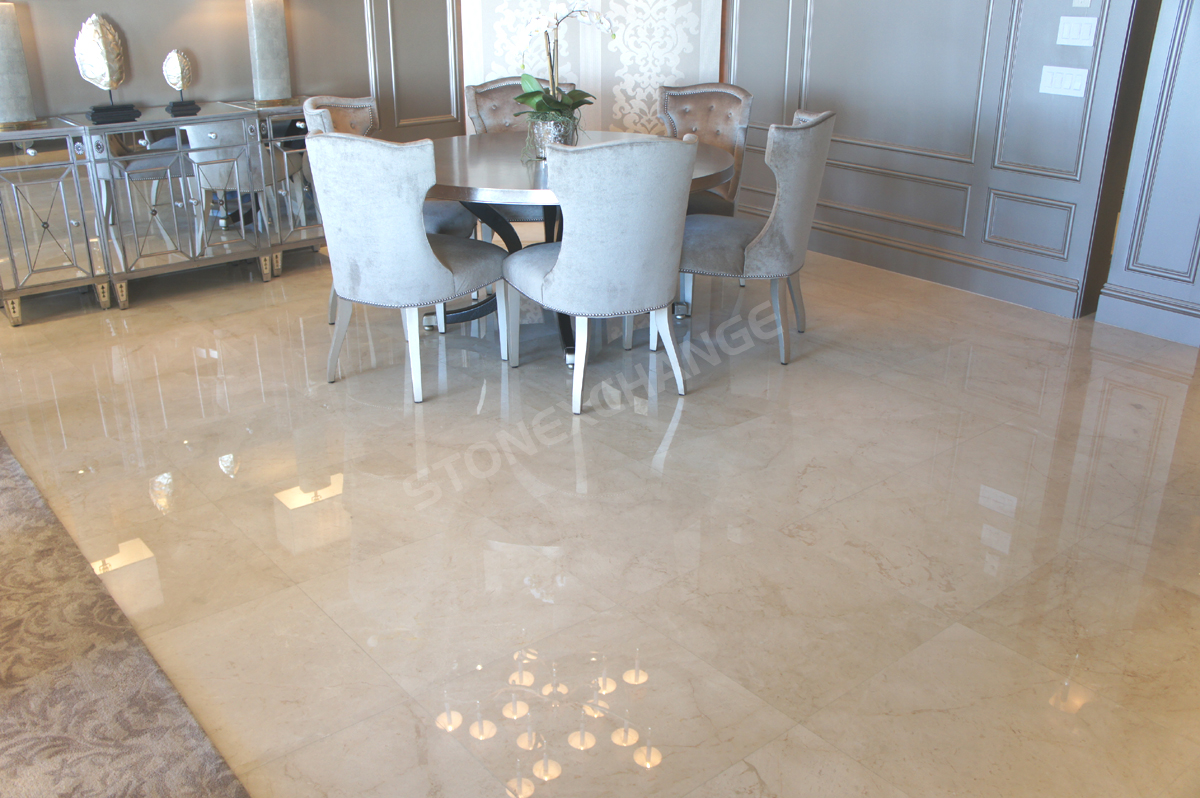 The Inclusion Of Whole Marble Tiles At Affordable Prices In Miami