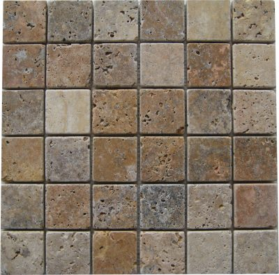 Wholesale travertine mosaic tiles in south florida nalboor for Travertine accent tile
