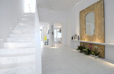 White Marble Design Ideas For Your Home
