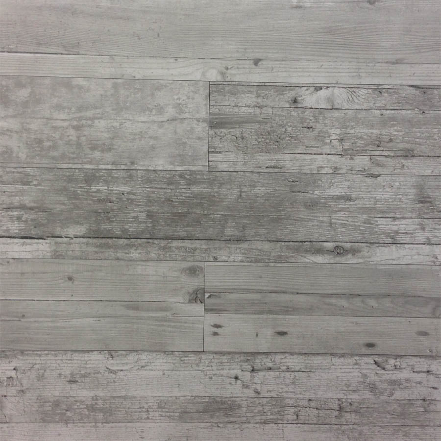 White Wood Tile : Vancouver Ceniza Wood Look Plank Porcelain Tile  Nalboor