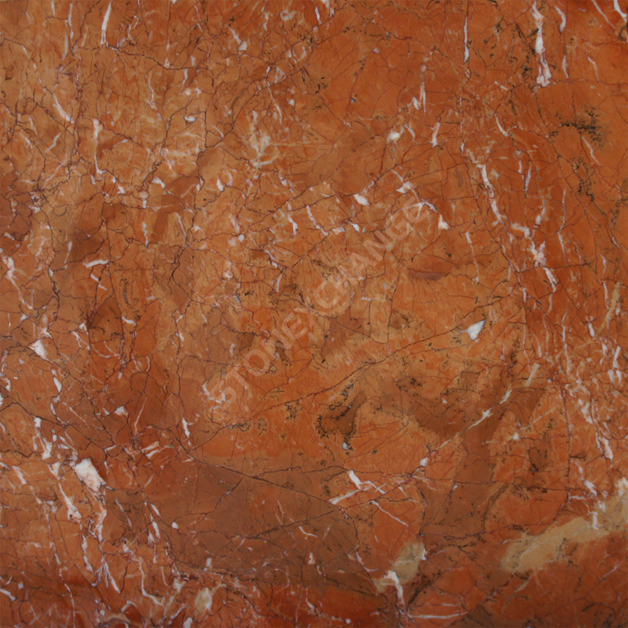 Red Marble Floor Tiles With Rojo Alicante
