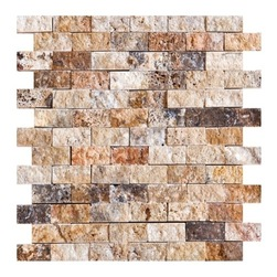 Contrasting Natural Stone Tiles That Look Beautiful Together