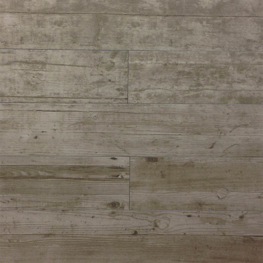 Montreal Crema Wood Look Plank Porcelain Tile