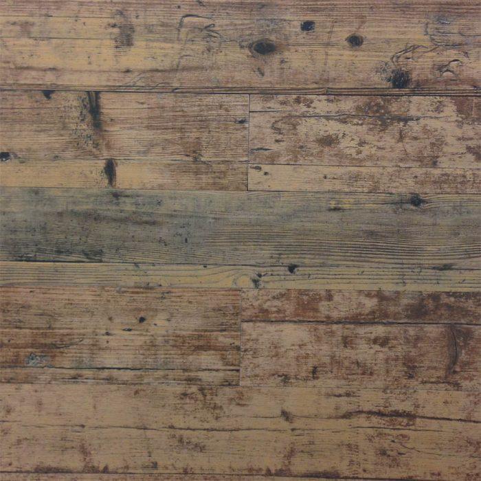 Montreal Maroon Wood Look Plank Porcelain Tile
