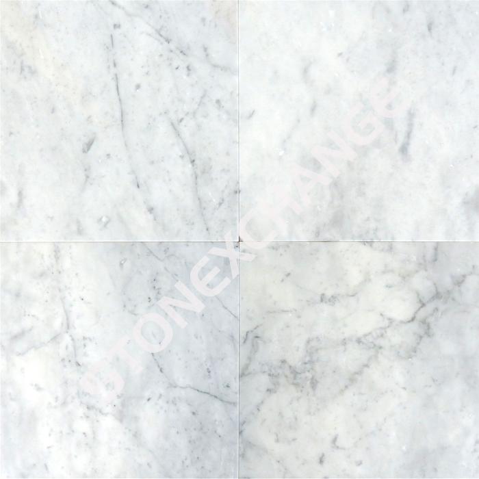 Bianco White Carrara Marble Tile Factory Direct Miami