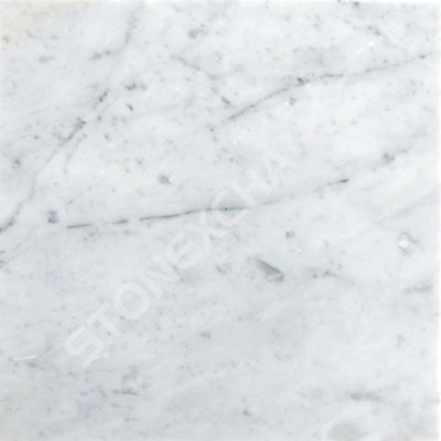 Wholesaler of Bianco White Carrara Natural Stone Marble Tiles
